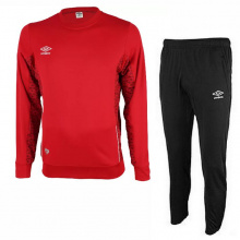 Костюм UMBRO TROFEO POLY SUIT р.XL КРАСНЫЙ